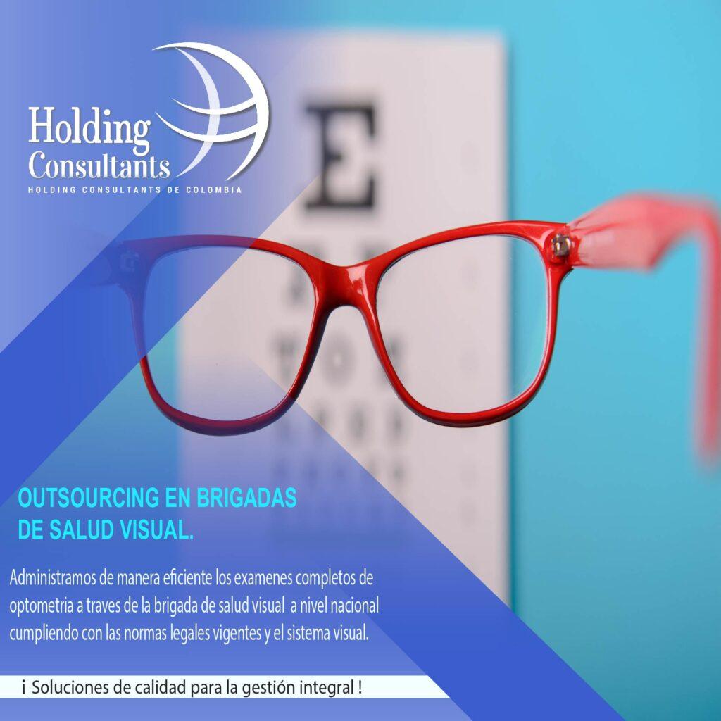 brigada de salud visual